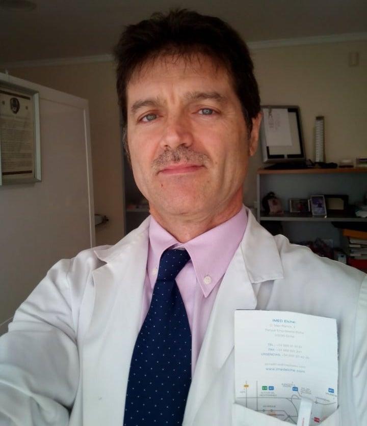 Photo Dr. Perea