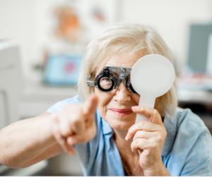 Check-ups vision