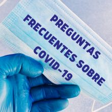 Preguntas frecuentes sobre COVID-19 con el Dr. Perea
