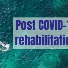Post COVID-19 rehabilitation